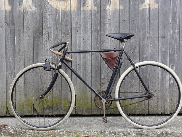 1912 Peugeot by collectvelo, via Flickr