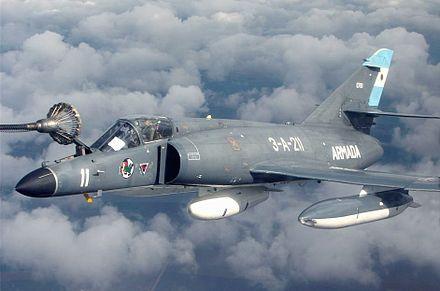 Dassault Super-Étendard — Wikipédia