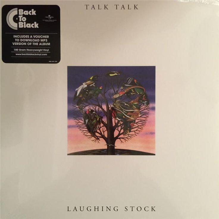 TALK TALK - LAUGHING STOCK NY 180G LP på Tradera. Progg | Vinyl | Musik