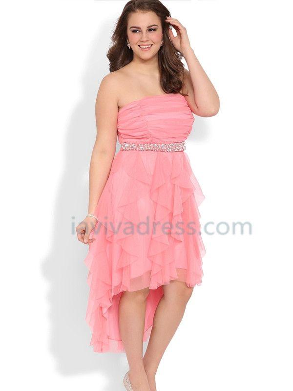 Mejores 190 imágenes de Plus Size Prom Dresses en Pinterest ...