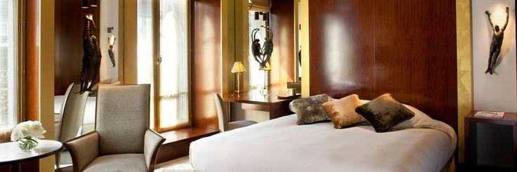 Park Deluxe Room - Park Hyatt Paris-Vendome - Japan & Luxury Travel Advisor – luxurytraveltojapan.com - #Luxuryhotels