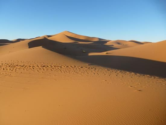 If you want to experience #SaharaDesert, make Chebbi Dunes your ultimate destination in Morocco. http://www.tizitrekking.com/