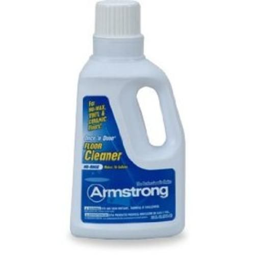 Armstrong 00330408 Once N Done No Rinse Floor Cleaner Concentrate 1 Gallon Floor Cleaner Best Cleaner Housewares Store