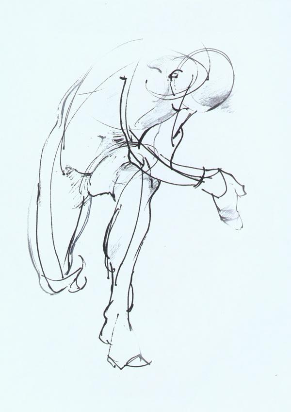 Scribble Line Gesture Drawing : Best gesture drawing ideas on pinterest