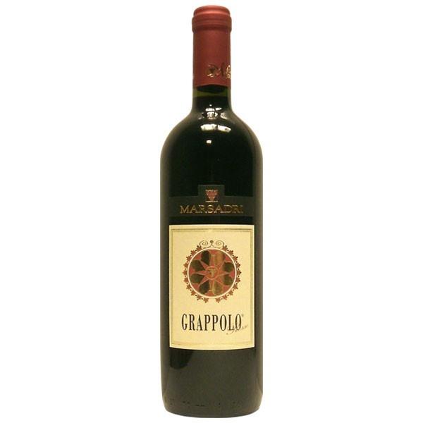 Ein Top Preis-Genuss-Verhältnis, der Grappolo Rosso VdT - ein trockener, fruchtiger, italienischer Rotwein.
