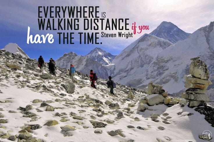 Let's start walking! #trekking #nepal #journey #walkwithyeti #travel #adventure #wanderlust #mountain #yeti