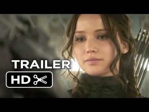 The Hunger Games: Mockingjay Part 1 2014 Official Movie HD Trailer  http://www.laughspark.com/the-hunger-games-mockingjay-part-1-2014-official-movie-hd-trailer-9451