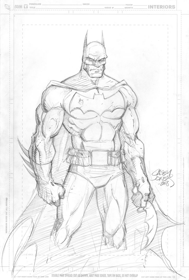 Batman Sketch By CaseyJonesDA.deviantart.com On @deviantART | Draw! | Pinterest | DeviantART ...