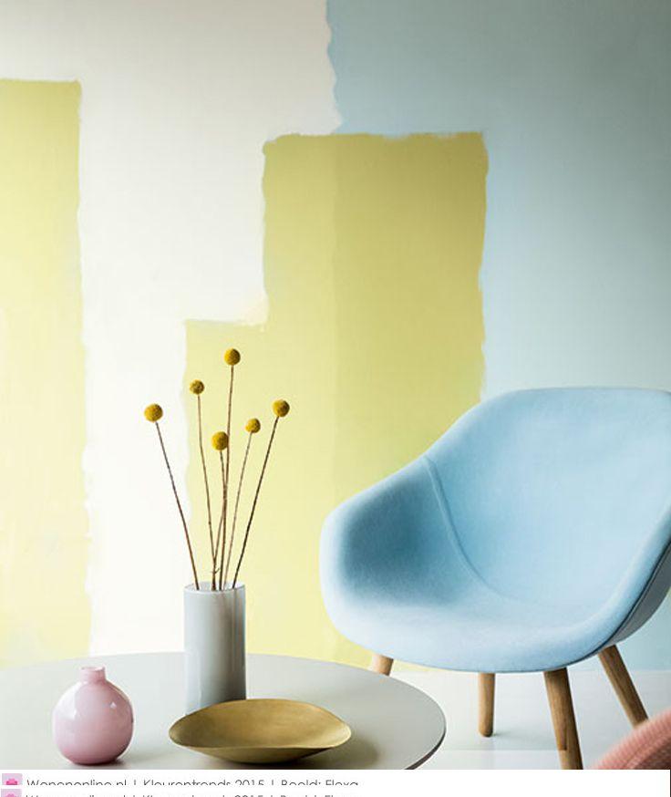 Kleurentrends 2015:  Layer+Layer... voor meer inspiratie www.stylingentrends.nl of www.facebook.com/stylingentrends