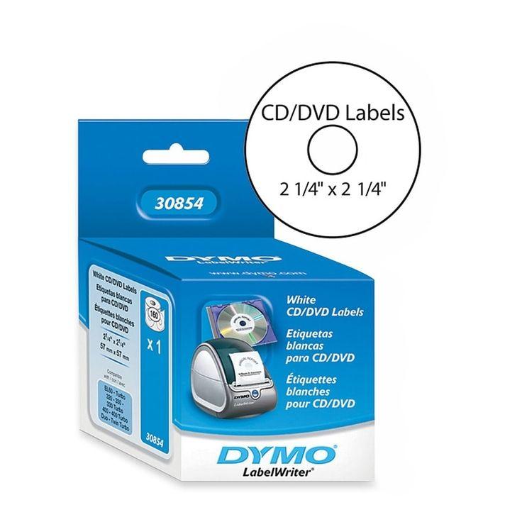 Dymo LabelWriter CD/DVD Labels