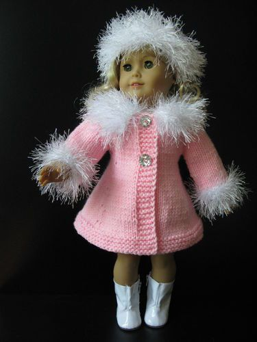 """PINK RULES !!!   dont miss this one of a kind doll outfit fits American Girl and similar 18"""" dolls BUY AMERICAN MADE found here http://www.ebay.com/itm/171143160344?ssPageName=STRK:MESELX:IT&_trksid=p3984.m1555.l2649#ht_885wt_1172"""
