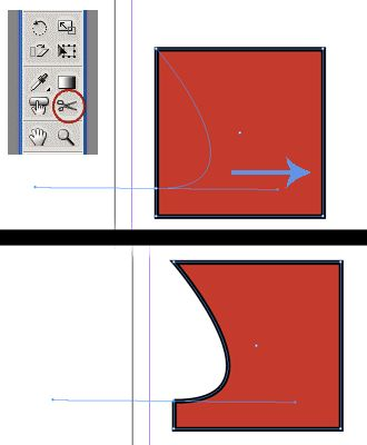 how to cut out an image in indesign