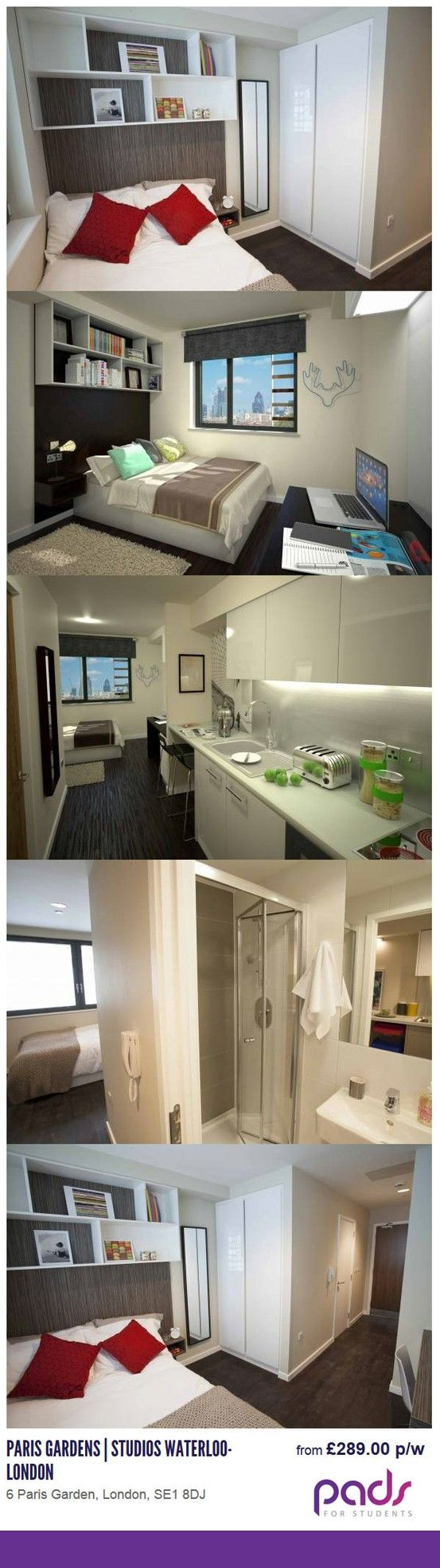 London Student Flats from www.padsforstudents.co.uk #londonFlats #StudentFlats #StudentAccommodation