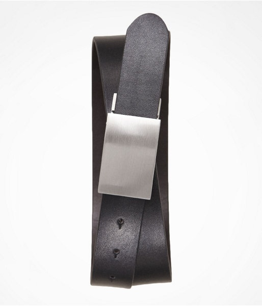 Express Mens 2In1 Reversible Belt Black, 36