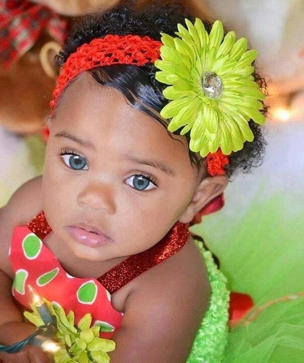 .All Gods beautiful children.