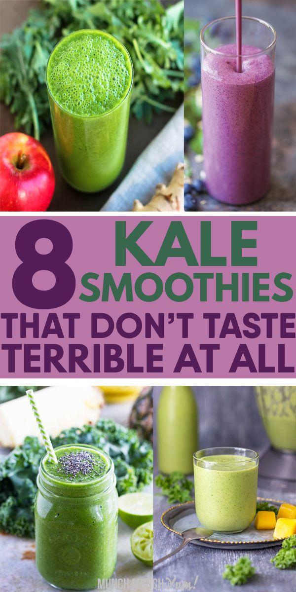 Top 25 de smoothie-uri pentru detoxifiere pentru slăbit