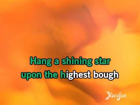 Karaoke Have Yourself A Merry Little Christmas - Jazz Standards * (+play...