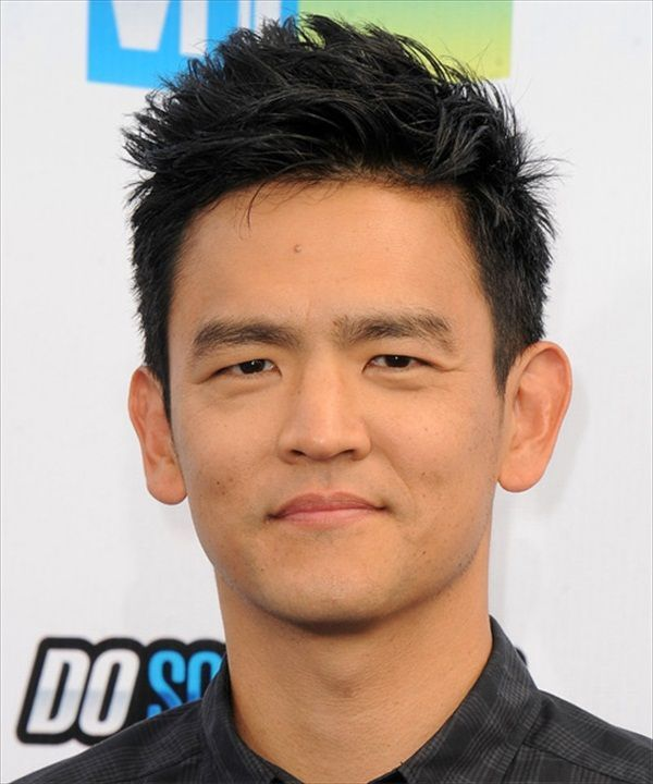 Hairstyle for Asian men