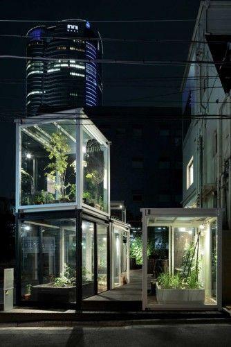 Farm in Tokyo / ON design partners