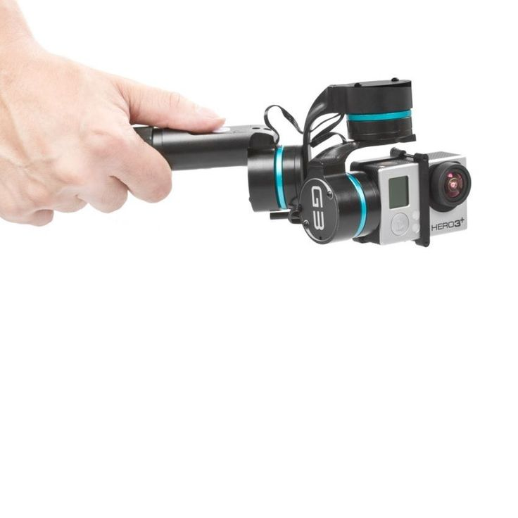 Swiftcam M3s 3 Axis Camera Handheld Holder Stabilizer