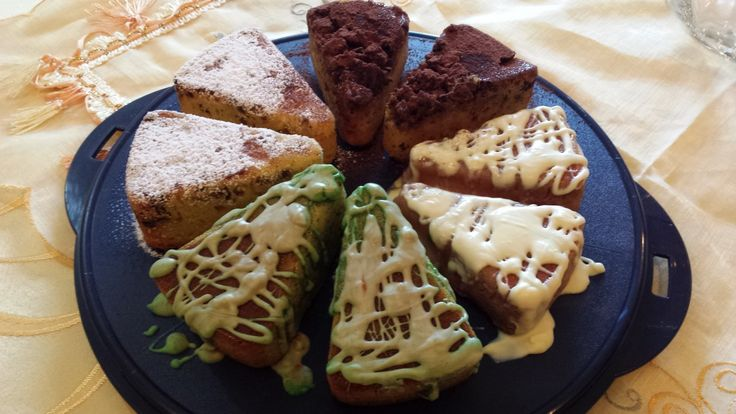 Fette di Torta, gli Spicchi Multigusto
