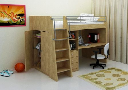 The Kodie Cabin Bed Is Constructed Of Melamine With A Metal Mesh Base Amp Safety Rails It Has A