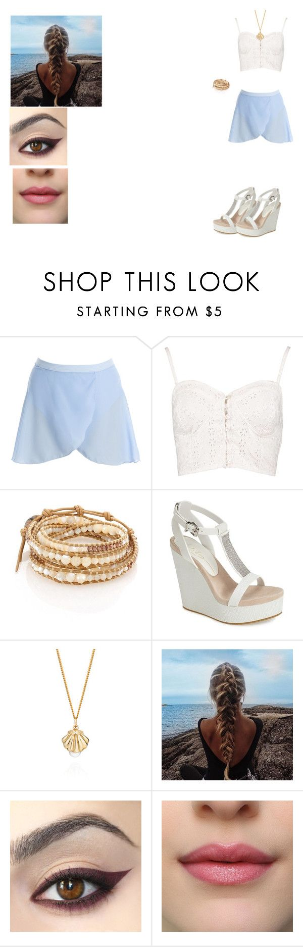 """Sin título #240"" by b-dreams ❤ liked on Polyvore featuring Boohoo, Chan Luu, Lola Cruz and Lee Renee"