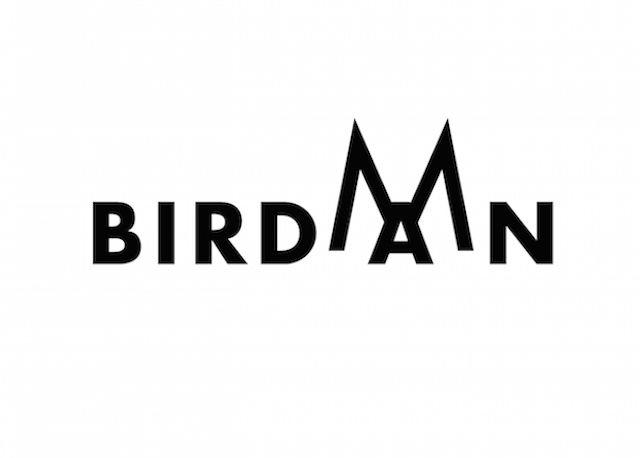 Birdman by Ji Lee | Smart Typography Reveals Plots of Oscars Movies http://pleaseenjoy.com/