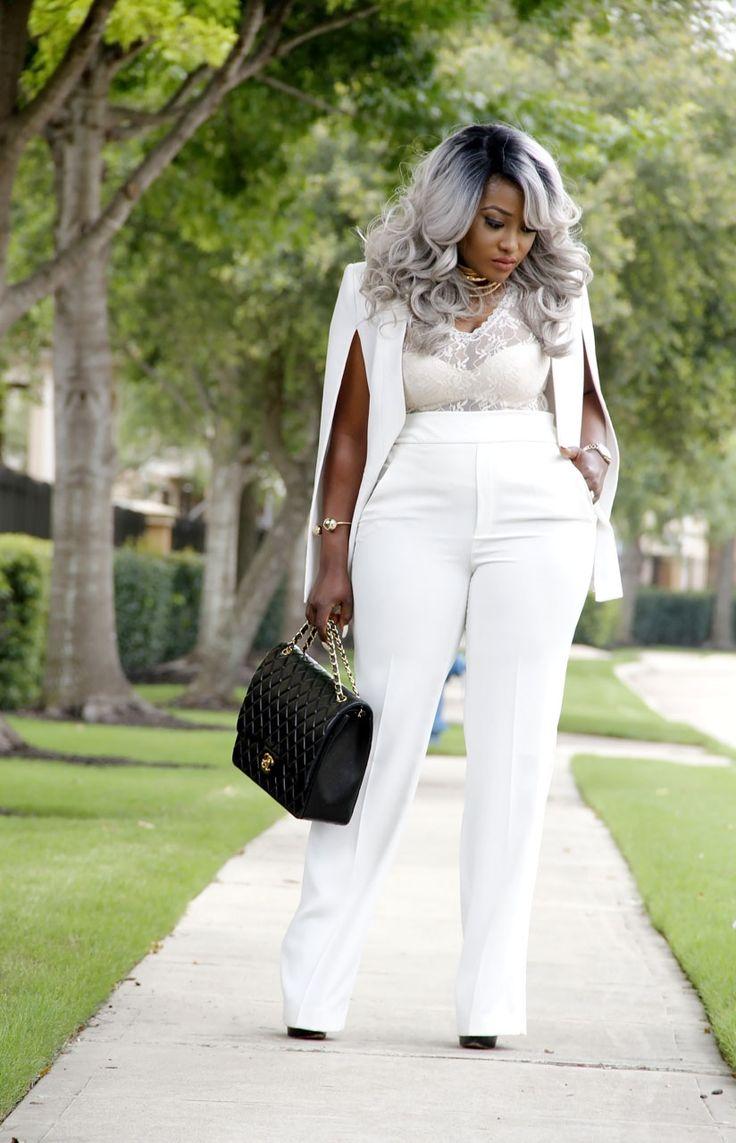 ♡SNOW Jacket: Bcbgmaxazria HerePants: Zara HereTop: OldShoe: Christian Louboutin (Daffodile) Here Fashion Look by Toun AJ