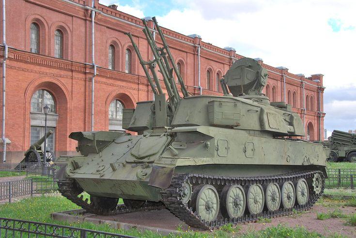ZSU-23-4 spb - Шилка (зенитная самоходная установка) — Википедия