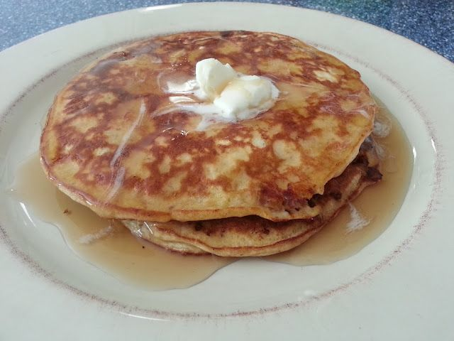 Sugar Free Like Me: Low Carb Cottage Cheese Pancakes with protein powder! I didnt even know Bobs Redmill made a low carb baking mix!