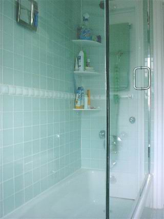 Bathroom Tile Showers Pictures Glass Tile Bathroom Gallery White Glossy Tile