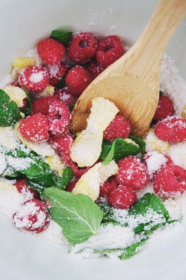 how to make shrubs {aka drinking vinegars}   3 refreshing recipes   holly & flora