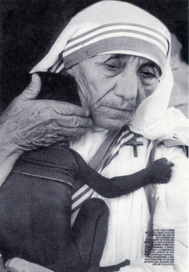 Мать Тереза. :: Форумы Лотоса :: Эзотерика. Магия. Религия