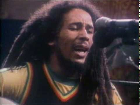 Bob Marley - Redemption song ~ This is Mr. Marley playing one of his biggest hits with an acoustic guitar.