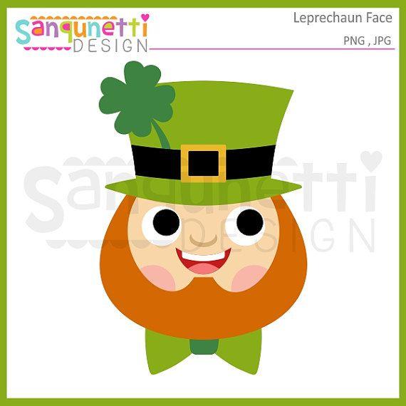 St patricks clipart irish clipart st patricks by SanqunettiDesigns