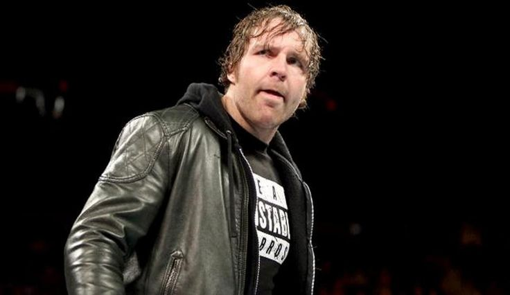WWE News: WWE Teasing Big Match For The Undertaker And Dean Ambrose In The Main Event Of 'WrestleMania 33'