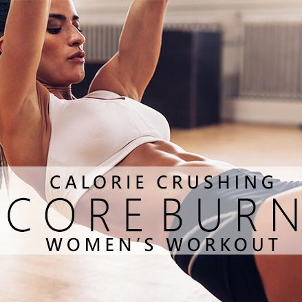 A killer workout designed to punish your abs and destroy belly fat! Read the post for full exercise descriptions and more workouts!