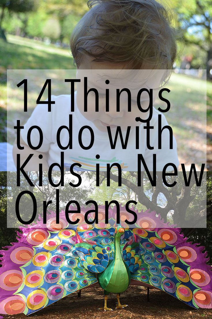 14 things to do with kids in new orleans travel tips for Things to see new orleans