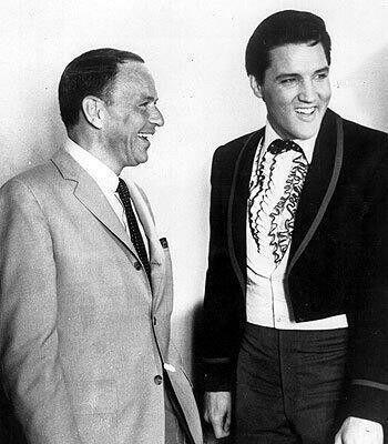 Frank & Elvis