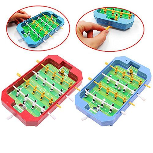 Delight eShop Mini Table Top Football Board Machine Football Table Game Home Match Gift Toy * Details can be found by clicking on the image. Note:It is Affiliate Link to Amazon.