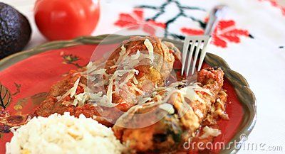 Traditional Mexican Chile Rellenos are stuffed, roasted, fresh poblano peppers in a tomato sauce.Typically they are stuffed with melted cheese, such as queso Chihuahua or queso Oaxaca. - Download From Over 40 Million High Quality Stock Photos, Images, Vectors. Sign up for FREE today. Image: 66375675 #chile #rellenos #chiles #appetizers #mexican #mexico #food #red #salsa  #cuisine #cooking