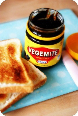 Have you ever had Vegemite and if so, are you a fan? #Vegemite #InterestingFoods