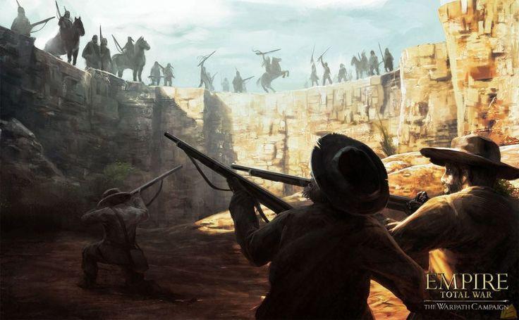 Empire Total War Warpath Campaign HD Wallpaper