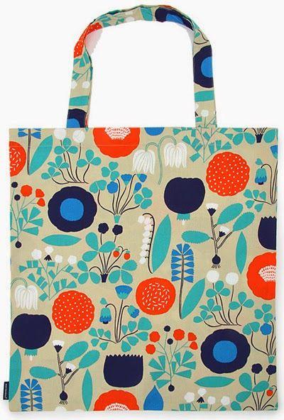 print & pattern: MARIMEKKO - part one- such a sweet pattern!