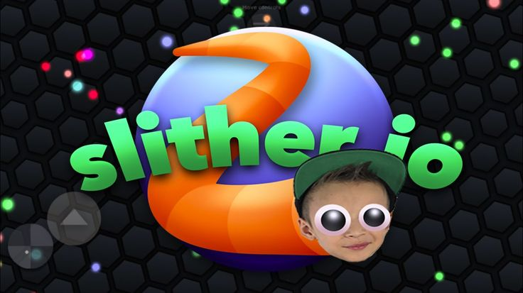Кто больше наберет в игре Slither.io? Играем на мобильном. Артур против папы - YouTube