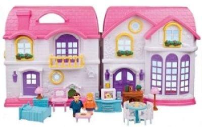 Детские игрушки в магазине Головастик - Дом для куклы 22528-2 Redbox