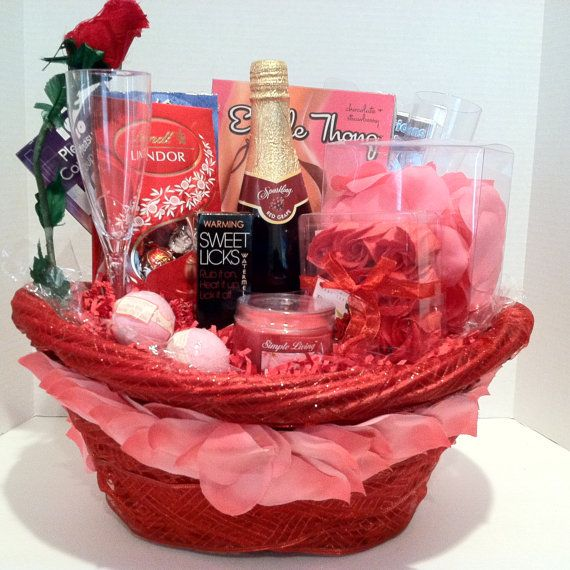 1000 Images About Romantic Evening Gift Baskets On