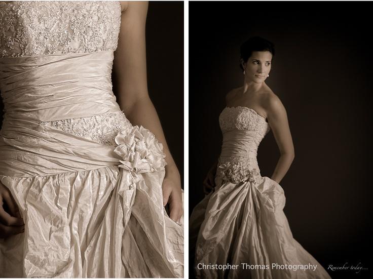 Christopher Thomas Photography » Brisbane Wedding Photographer » Wedding Dress