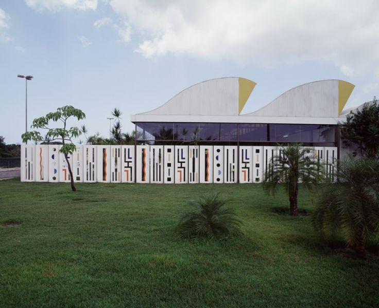 Rede Sarah de Hospitais de Reabilitação, 1995 Fortaleza - CE, Brasil Arquiteto João Filgueiras Lima